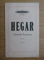 Anticariat: Hegar. Siegesfroher Preisgesang