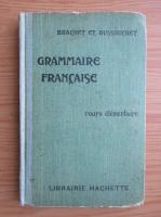 J. Dussouchet - Grammaire francaise. Cours elementaire (1939)