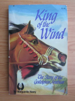 Anticariat: Marguerite Henry - King of the wind