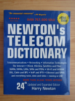 Anticariat: Newton's telecom dictionary