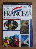 Steluta Coculescu - Limba franceza. Manual pentru clasa a IX-a