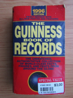 Anticariat: The Guinness Book of Records 1996