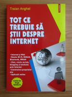 Anticariat: Traian Anghel - Tot ce trebuie sa stii despre internet
