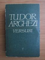 Anticariat: Tudor Arghezi - Versuri (volumul 1)