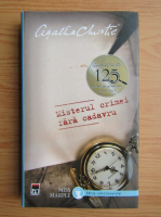 Agatha Christie - Misterul crimei fara cadavru
