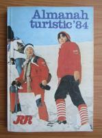 Anticariat: Almanah turistic '84