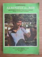 Anticariat: Constantin Antonescu - Albinele si noi. Ghid de initiere si indrumare in practicarea apiculturii