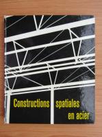 Anticariat: Constructions spatiales en acier