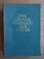 Anticariat: Das grosse jahrbuch der natur (1935)