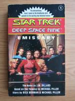 Anticariat: J.M. Dillard - Star Trek. Deep space nine. Emissary
