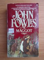Anticariat: John Fowles - A maggot
