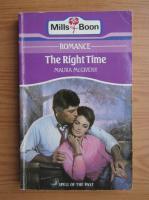 Maura McGiveny - The right time