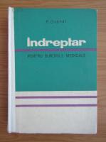 Anticariat: P. Osenat - Indreptar pentru surorile medicale