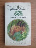 Penny Jordan - Escape from desire