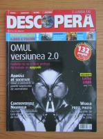 Anticariat: Revista Descopera, anul V, nr. 3, aprilie 2007