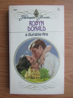 Robyn Donald - A durable fire