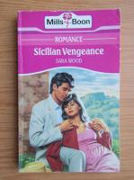 Sara Wood - Sicilian vengeance