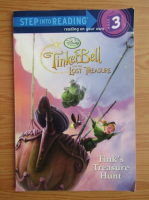 TinkerBell and the lost treasure. Think's treasure hunt