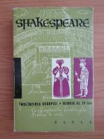 Anticariat: William Shakespeare - Imblanzirea scorpiei. Henrik al IV-lea