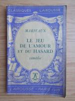 Anticariat: Adrien Cart - Le jeu de l'amour et du hasard (1946)