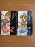 Anticariat: Akira Kurosawa - Samurai 7 (2 volume)