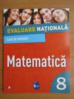 Anticariat: Caiet de evaluare. Matematica, clasa a VIII-a