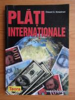 Anticariat: Edward G. Hinkelmann - Plati internationale