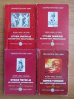 Anticariat: Eugen Virgil Nicoara - Istoria teatrului din perspectiva antropologica (4 volume)
