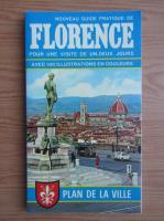 Anticariat: Florence. Guide pratique avec 100 illustrations en couleurs et plan de la ville