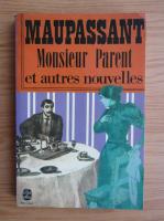 Anticariat: Guy de Maupassant - Yvette