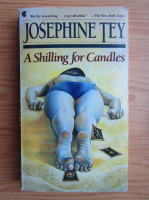Anticariat: Josephine Tey - A shilling for candles