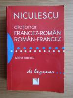 Maria Braescu - Dictionar francez-roman roman-francez