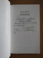 Marin Codreanu - Dada (cu autograful autorului)