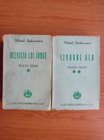 Anticariat: Mihail Sadoveanu - Fratii Jderi (2 volume, 1943)