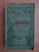 Anticariat: N. O. Popovici Lupa - Agricultura (1908)
