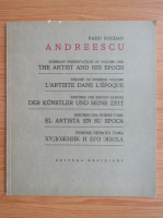 Anticariat: Radu Bogdan Andreescu - Summary presentation of volume one. The artist and his epoch