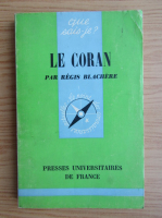 Regis Blachere - Le Coran