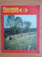Anticariat: Revista Romania Pitoreasca, anul VI, nr. 68, august 1977