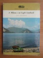 Anticariat: Stendhal - A Milano e sui Laghi Lombardi