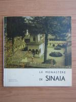 Anticariat: Constantin Buse - Le monastere de Sinaia
