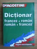 Anticariat: Dictionar francez-roman, roman-francez