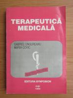 Anticariat: Gabriel Ungureanu - Terapeutica medicala