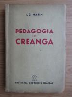 I. D. Marin - Pedagogia lui Creanga (1941)