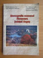 Anticariat: Ion Oprescu - Monografia comunei Nucsoara, judetul Arges