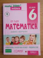 Anticariat: Ion Tudor - Matematica, algebra, geometrie clasa a VI-a
