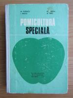 Anticariat: M. Popescu - Pomicultura speciala