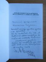 Milcoveanu Serban - Cum am cunoscut si ce-am inteles de la Corneliu Z. Codreanu (cu autograful autorului)