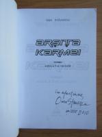 Anticariat: Oma Stanescu - Arsita karmei (cu autograful autoarei)