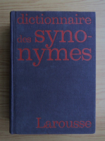 Anticariat: Rene Bailly - Dictionnaire des synonymes