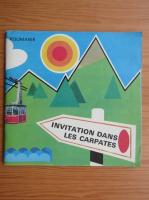 Anticariat: Revista Invitation dans les carpates, 1989